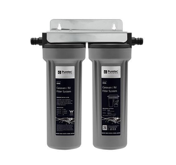 Caravan RV Water Filter Kit