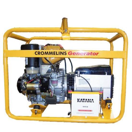 Crommelins Diesel Generators