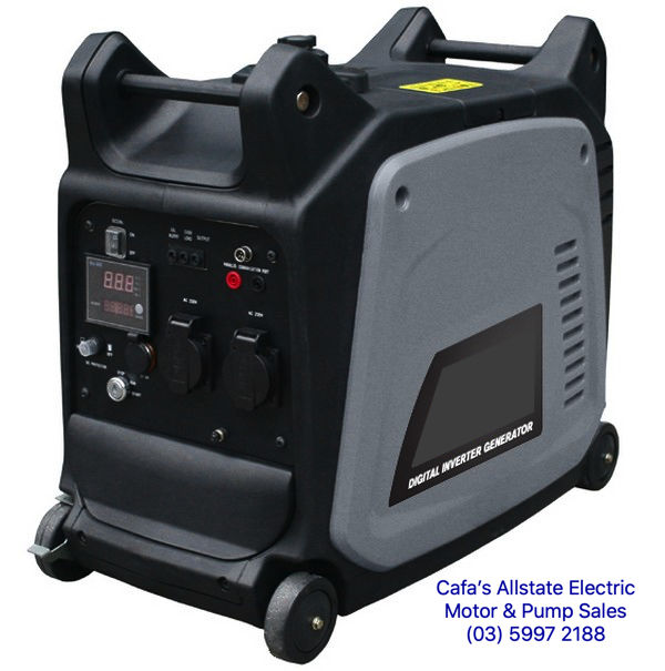 Inverter Generator 2600W