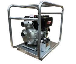 "3"" Yanmar Diesel High Pressure Fire Pump Electric Start"