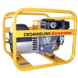 Crommelins Petrol Generators