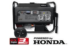 Honda 8.1KVA 13HP