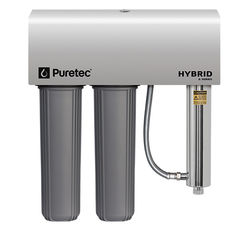 Water Filters 20inch plus Ultravilolet.